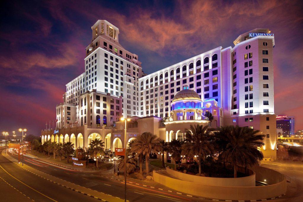 فنادق دبي القريبة من مول الامارات