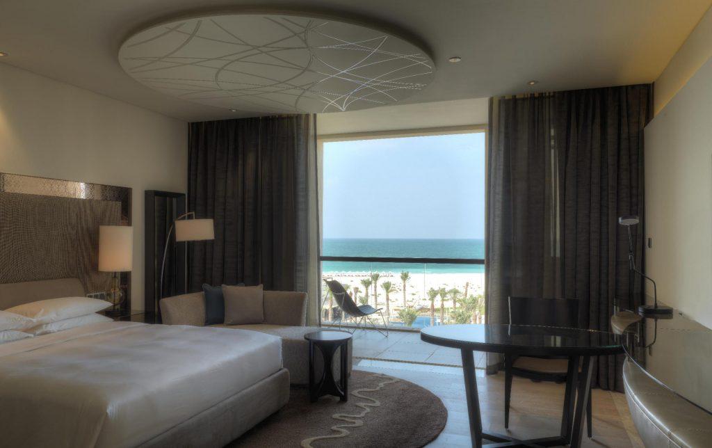فندق وفيلات بارك حياة أبوظبي موقع عرب تورز