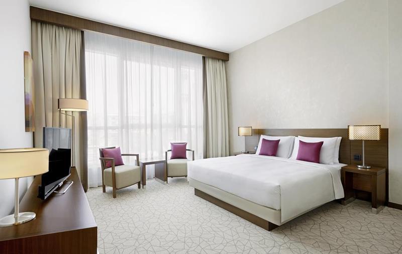فنادق دبي شارع الرقة