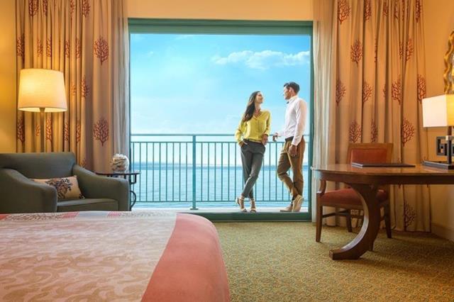 فنادق دبي لشهر العسل للعرسان